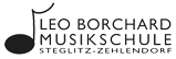 Logo Leo Borchardt Musikschule Steglitz-Zehlendorf