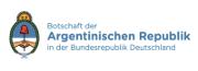 Logo Argentinische Botschaft