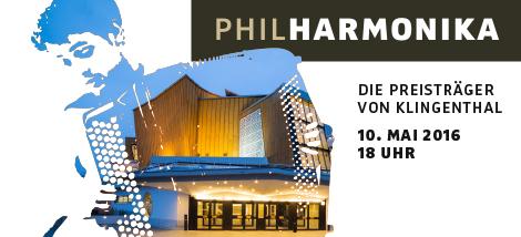 PHILHARMONIKA - Konzert des Musikfestivals Pantonale