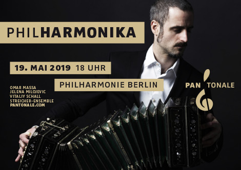 PHILHARMONIKA Konzert am 19. Mai 2019