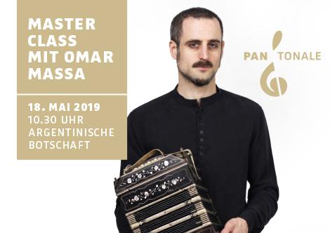 Master Class mit Omar Massa