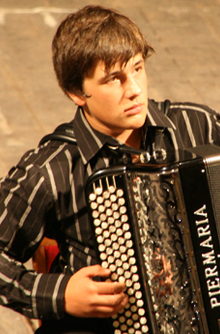 Jean-Baptiste Baudin - Akkordeon