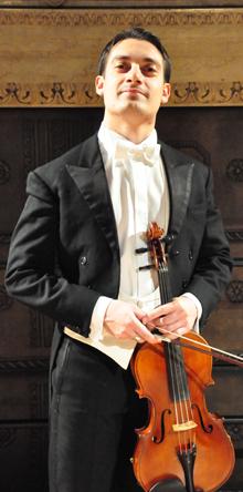 Marco Misciagna - Violine