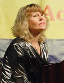 Natalia Zubitska - Klavier
