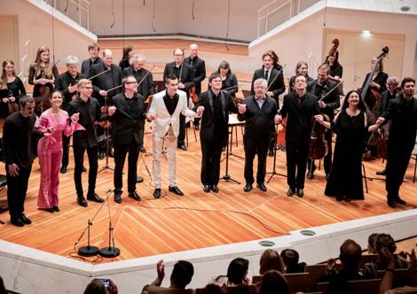 Finale des PHILHARMONIKA Gala Konzerts 2019