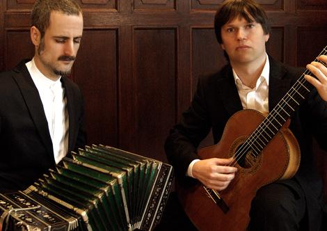Argentinien in Zehlendorf Konzert in der Pauluskirche